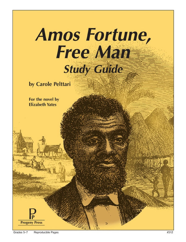 Amos Fortune, Free Man Study Guide