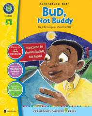 Bud, Not Buddy Literature Kit (Grades 5-6) - Download Only