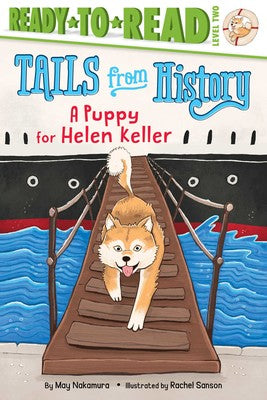 A Puppy for Helen Keller