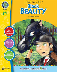 Black Beauty Literature Kit (Grades 5-6) - Download Only