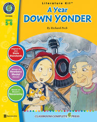 A Year Down Yonder Literature Kit (Grades 5-6) - Download Only