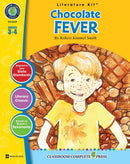 Chocolate Fever Literature Kit (Grades 3-4) - Download Only