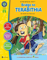 Bridge to Terabithia Literature Kit (Grades 5-6) - Download Only