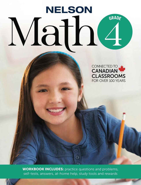 Math Grade 4 - Workbook