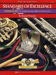 Standard of Excellence - Bb Trumpet/Cornet (Book 1)