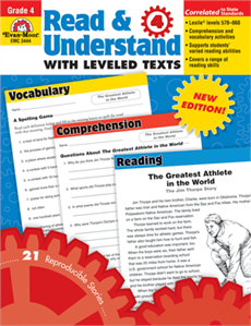 Read & Understand With Leveled Texts 4