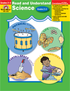 Read and Understand Science Grades 2-3