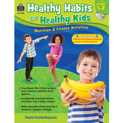 Healthy Habits for Healthy Kids Grade 1-2