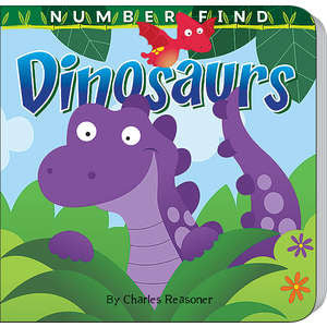 Dinosaurs (Number Find)