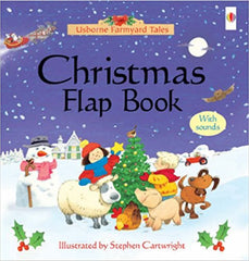 Christmas Flap Book with sounds
