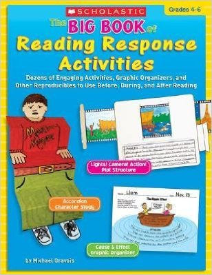 The Big Book of Reading Response Activities