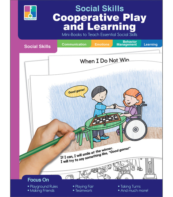 Cooperative Play and Learning Resource Book Grade PK-2