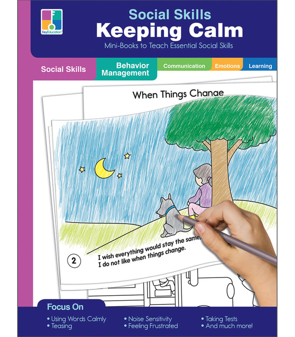 Keeping Calm Resource Book Grade PK-2