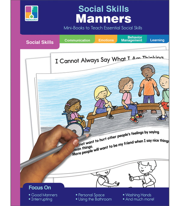 Manners Resource Book Grade PK-2