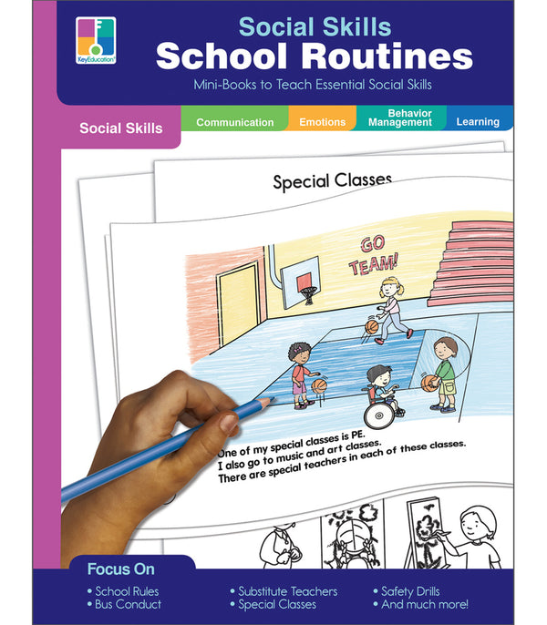 School Routines Resource Book Grade PK-2