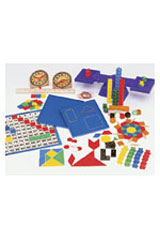 Saxon Homeschool Math Manipulative Kit (Gr. K-3) 1st Edition