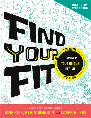 Find Your Fit Discovery Workbook For Teens