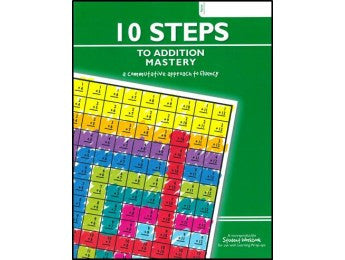 10 Steps to Addition Mastery