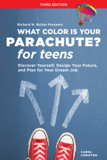 What Color (Colour) is Your Parachute? for teens