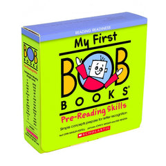 Bob Books: Pre-Reading Skills