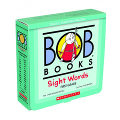 Bob Books: Sight Words First Grade Set