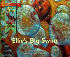 Ellie's Big Swim