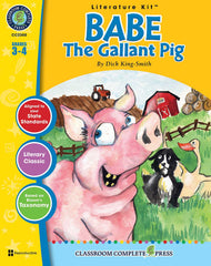 Babe: The Gallant Pig Literature Kit (Grades 3-4)