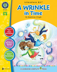 A Wrinkle in Time Literature Kit (Grades 5-6)