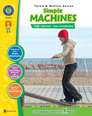 Simple Machines (Grades 5-8)