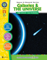 Galaxies & the Universe (Grades 5-8)