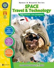 Space Travel & Technology (Grades 5-8)
