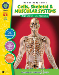 Cells, Skeletal & Muscular Systems (Grades 5-8)