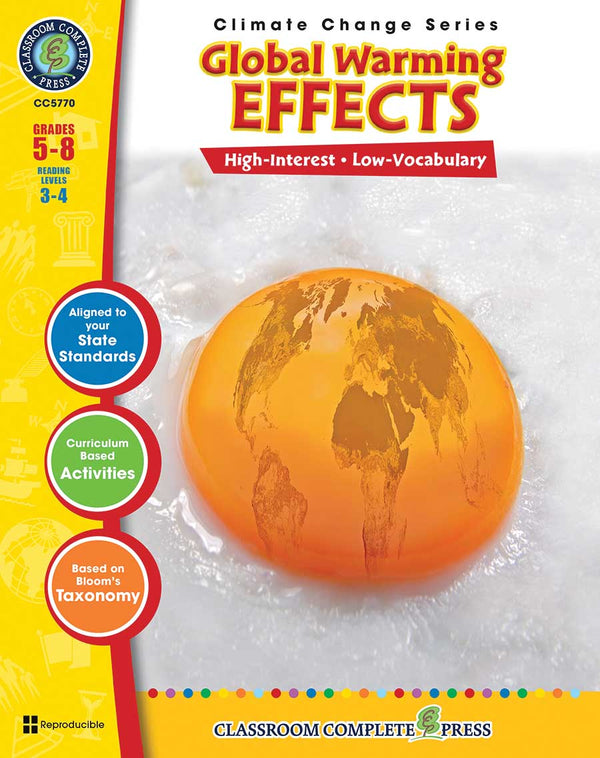 Global Warming: Effects (Grades 5-8)