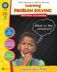 Learning Problem Solving (Grades 3-8+)