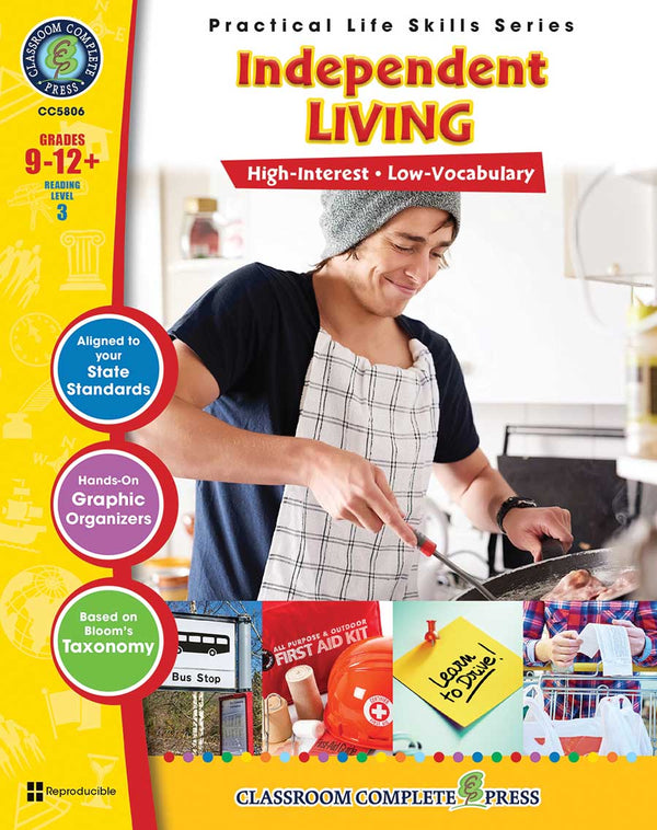 Practical Life Skills - Independent Living (Grades 9-12)