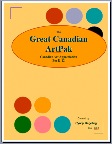 Great Canadian ArtPak