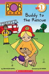 Bob Books: Buddy to the Rescue