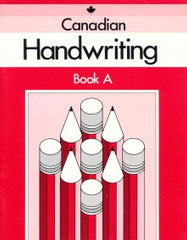 Canadian Handwriting Book A