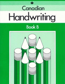 Canadian Handwriting Book B
