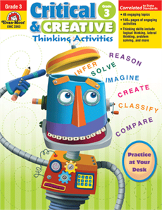 Critical & Creative Thinking Activities Grade 3
