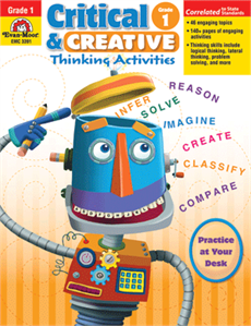 Critical & Creative Thinking Activities Grade 1