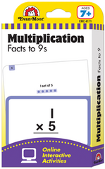 Multiplication Facts to 9s