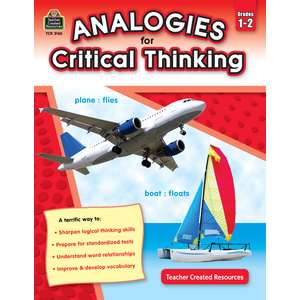 Analogies for Critical Thinking Gr. 1-2