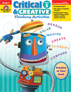 Critical & Creative Thinking Activities Grade 5