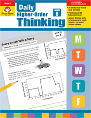 Daily Higher-Order Thinking Grade 6