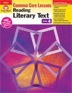 Common Core Lessons: Reading Literary Text Grade 4