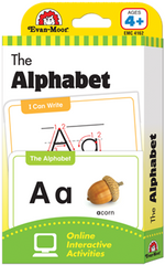 The Alphabet Flash Cards