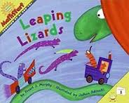 MathStart:  Leaping Lizards