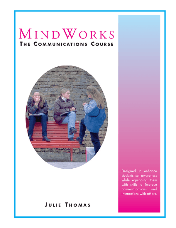 Mind Works: The Communication Course (PDF) - Download Only