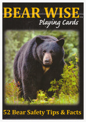Bear Wise - playing cards